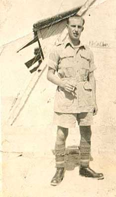 Ginger - Shaiba, near Basra, Iraq in 1942
