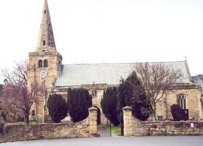 St Lawrence's Church, Warkworth